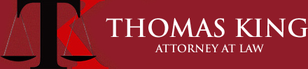 Thomas R. King, Esq., LLC The focus is on providing results for you – my client